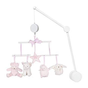 Baby cot mobiles