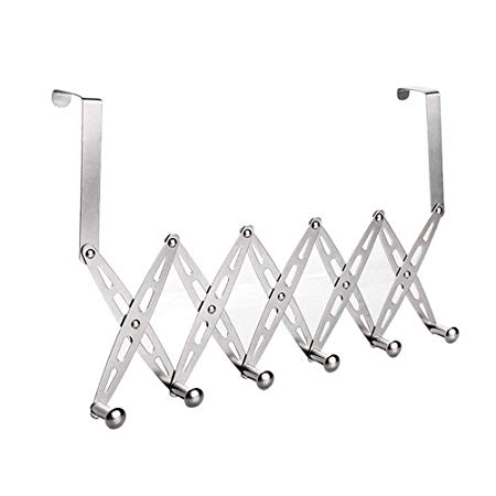 Folding chair hooks
