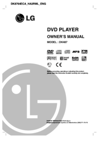 To view the document Lg DK487 User Manual