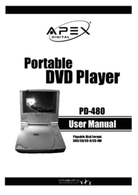 To view the document Apex-digital PD-480 User Manual
