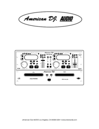 To view the document American-dj DCD-PRO450 User Manual