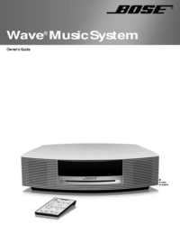 To view the document Bose Wave Music System User Manual