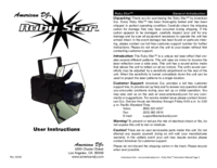 To view the document American-dj Ruby Star User Manual