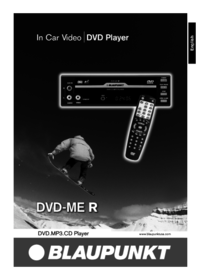 To view the document Blaupunkt DVD-ME R User Manual