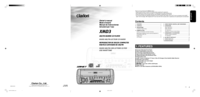 To view the document Clarion XMD3 User Manual