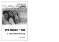 To view the document Daewoo DF-8100P User Manual