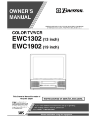 To view the document Emerson EWC1302 User Manual