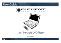 To view the document Element-electronics ELE E850PD User Manual