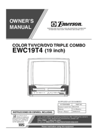 To view the document Emerson EWC19T4 User Manual