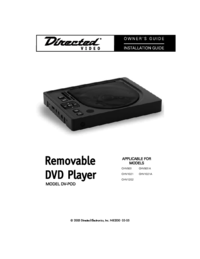 To view the document Directed-electronics DV-POD User Manual