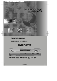 To view the document Daewoo DVG-9100N User Manual