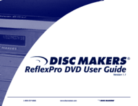To view the document Disc-makers 1.1 User Manual