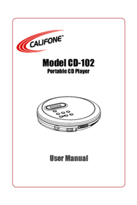 To view the document Califone 01 0810 User Manual