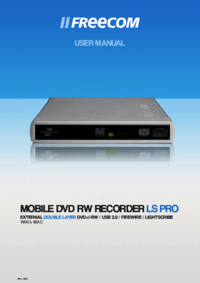 To view the document Freecom-technologies LS PRO User Manual