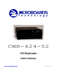 To view the document Microboards-technology CWR-424-52 User Manual