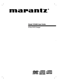 To view the document Marantz VC5400 User Manual