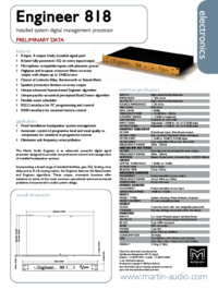 To view the document Martin-audio Installed System Digital Management Processor Engi User Manual