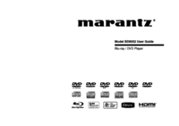 To view the document Marantz BD8002 User Manual