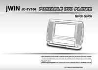 To view the document Jwin JD TV108 User Manual