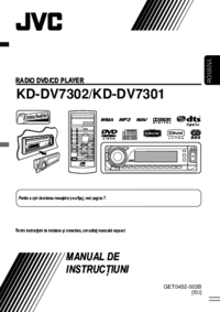 To view the document Jvc KD-DV7301 User Manual