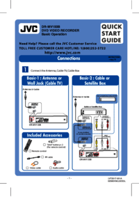 To view the document Jvc DR-MV150B User Manual