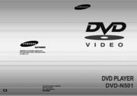 To view the document Samsung DVD-N501 User Manual