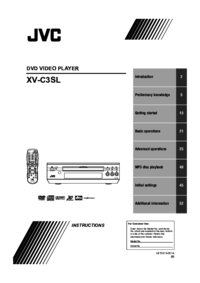 To view the document Jvc LET0213-001A User Manual