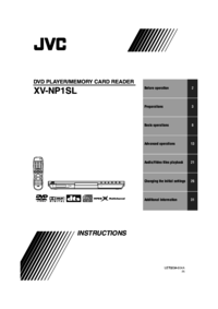 To view the document Jvc XV-NP1SL User Manual