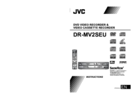 To view the document Jvc DR-MV2SEU User Manual