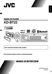 To view the document Jvc KD-BT22 User Manual