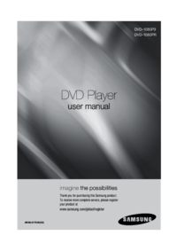 To view the document Samsung DVD-1080P9 User Manual