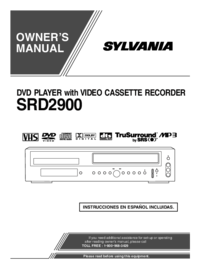 To view the document Sears SRD2900 User Manual