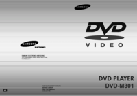 To view the document Samsung DVD-M301 User Manual