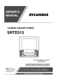 To view the document Sears SRTD313 User Manual