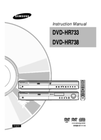 To view the document Samsung DVD-HR738/ User Manual