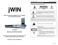 To view the document Jwin JD-VD520 User Manual