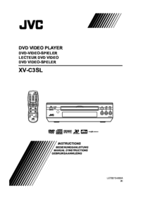 To view the document Jvc XV-C3SL User Manual