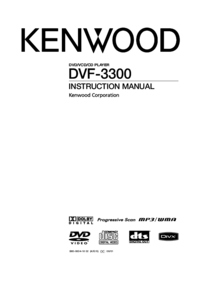 To view the document Kenwood DVF-3300 User Manual