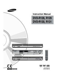 To view the document Samsung DVD-R130 User Manual
