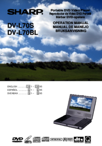 To view the document Sharp DV-L70BL User Manual