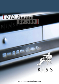 To view the document Kiss-networked-entertainment DP-500 User Manual