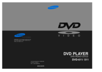 To view the document Samsung DVD-611/ 511 User Manual