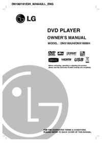 To view the document Lg DNX190MH User Manual