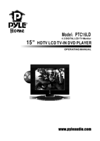 To view the document Pyle-audio PTC16LD User Manual