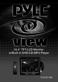 To view the document Pyle-audio PLDVD10M User Manual