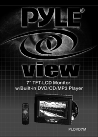 To view the document Pyle-audio PLDVD7M User Manual