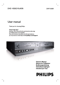 To view the document Philips DVP3100V/19 User Manual